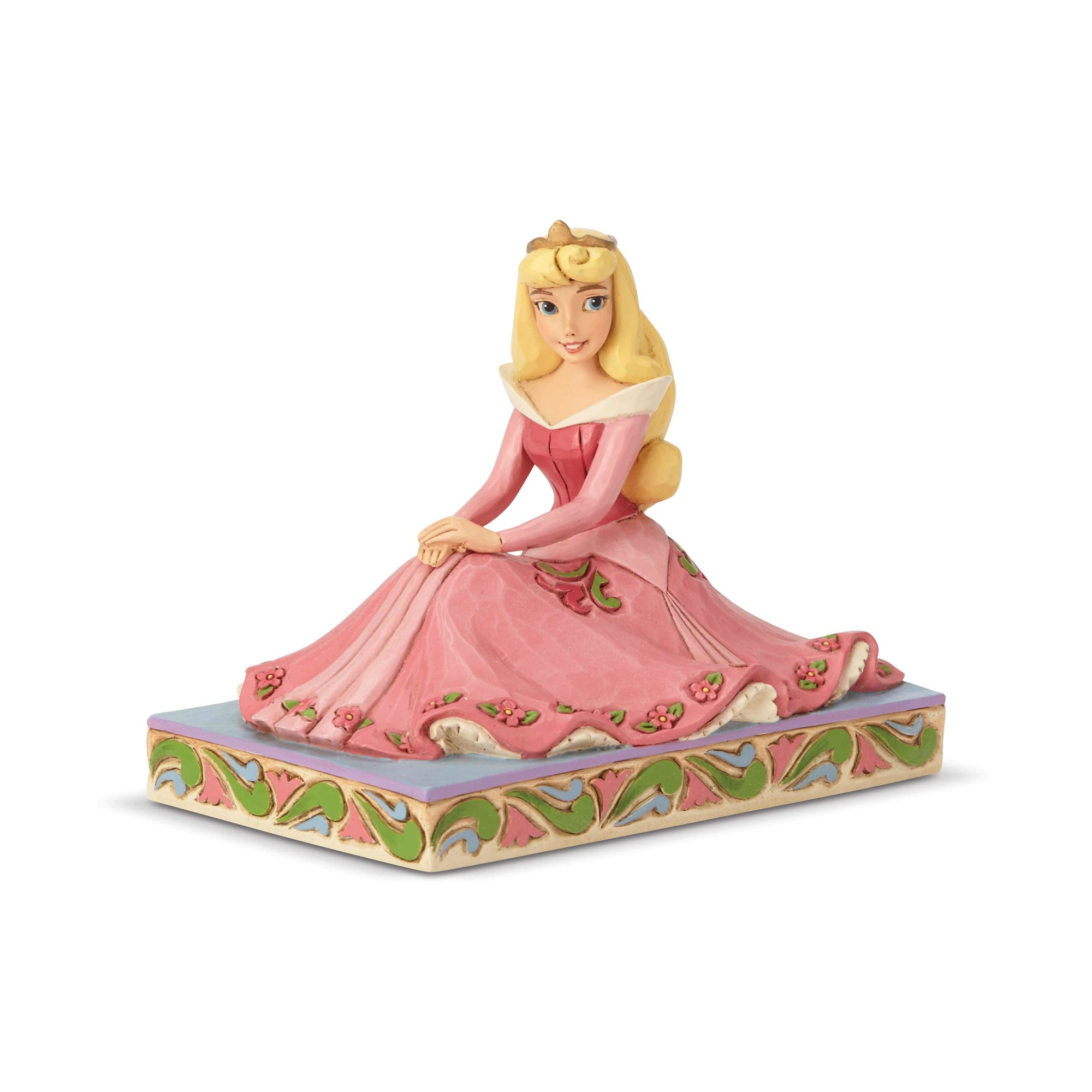 Disney Traditions Aurora Personality Pose Figurine